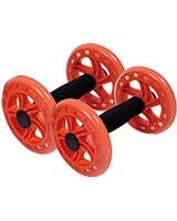 Dual Exercise wheel BB-709 - Body Sculpture