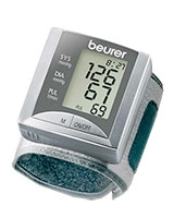 Blood Pressure Wrist Measurement BC20 - beurer