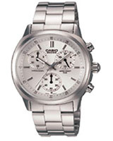 Beside Watch BEM-502D-7AV - Casio