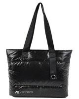 "Laptop Bag Fit up to 14.1"" Nylon Material BG-08-3 - L'avvento"