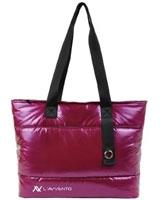 "Laptop Bag Fit up to 14.1"" Nylon Material BG-08-4 - L'avvento"