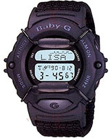 Baby G Watch BG-145B-1 - Casio