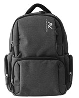 "Laptop Backbag Fits Most to 15.6"" Black BG254 - L'avvento"