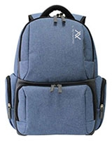 "Life Back Bag,Up to 15.6"" Blue BG255 - L'avvento"