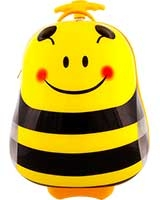 Bee Trolley Backpack Case - Bouncie Cuties
