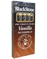 Vanilla Tip 5 Cigars - Blackstone
