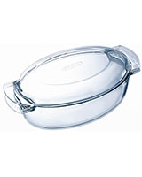 Oval Casserole 4.5 L Classic - Pyrex