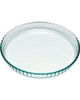 Flan Round Dish - Pyrex