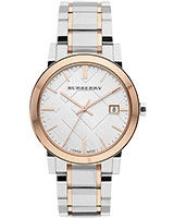 Men's Watch Large Check BU9006 - Burberry