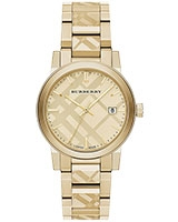 Men's Watch Engraved BU9038 - Burberry