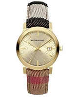 Ladies' Watch The City House Check BU9041 - Burberry