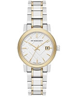 Ladies' Watch The City Engraved Check BU9115 - Burberry