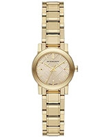 Ladies' Watch The City Engraved Check BU9145 - Burberry