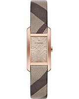 Ladies' Watch Plaid Pattern BU9510 - Burberry