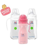 Baby Essentianls (6-12 months) Package- TOTcare