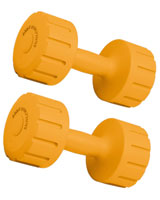 Vinyl Dumbbell 8 KG BW-104-SET - Body Sculpture