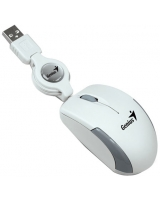 Micro Traveler Super Mini USB Mouse For Notebook - Genius
