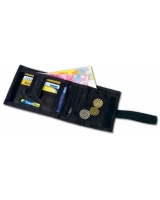 Secret Sliding Wallet - Travel Blue