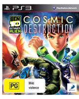 Ben 10 Ultimate Alien : Cosmic Destruction - PS3