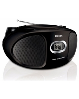 CD Soundmachine with Dynamic Bass Boost AZ302 - Philips