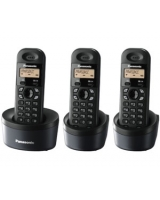 Triple Handset Digital Cordless Phone KX-TG1313 - Panasonic