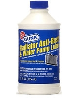 Radiator Anti Rust & Water Pump Lube - Gunk
