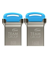 USB Flash Memory Mini Metal C161 - Team