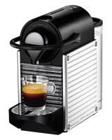 Pixie C60 EU Steel Lines - Nespresso