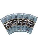 Pipe Tobacco Round Taste Package - 6 Packs x 50g - Captain Black