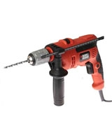 Percussion Hammer Drill CD714REK - Black & Decker