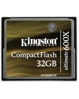 Compact Flash Ultimate 600x 32GB - Kingston