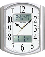 Wall Clock CFG708NR19 - Rhythm