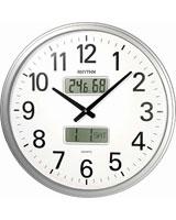 Wall Clock CFG709NR19 - Rhythm