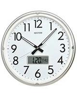 Wall Clock CFG717NR19 - Rhythm