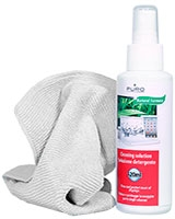 Cleaning kit for displays spray solution 120 ml CLEANINGKIT8 - Puro