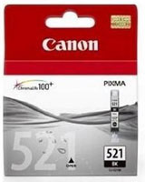 CLI-521 Black Ink Cartridge – Canon