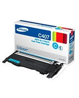Cyan Toner CLT-C407S - Samsung