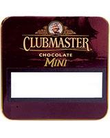 Mini Superior Chocolate 20 cigars - Club Master