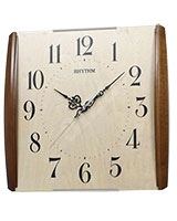 Wall Clock CMG111NR07 - Rhythm