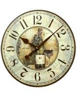 Wall Clock CMG283NR06 - Rhythm