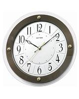 Wall clock CMG447NR06 - Rhythm