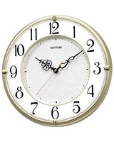 Wall clock CMG448NR18 - Rhythm