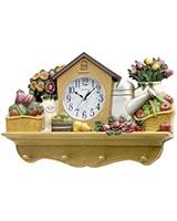 Wall clock CMG454NR06 - Rhythm