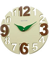 Wall Clock CMG767NR06 - Rhythm
