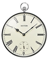 Wall Clock CMG772NR02 - Rhythm