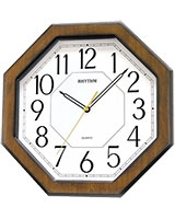 Wall Clock CMG944NR06 - Rhythm