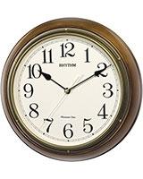 Wall Clock CMH722CR06 - Rhythm