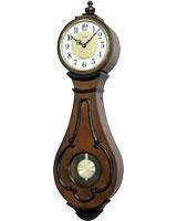 Wall Clock CMJ510NR06 - Rhythm