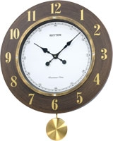 Wall Clock CMJ537NR06 - Rhythm