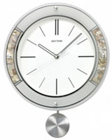 Wall Clock CMP532NR18 - Rhythm